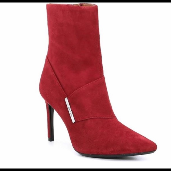 Calvin Klein Shoes   Ruthie Ankle Boot
